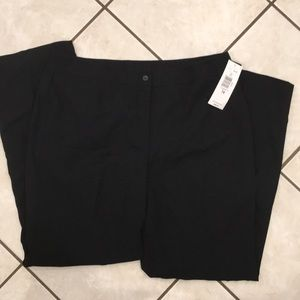 NWT Nygard black dress pants